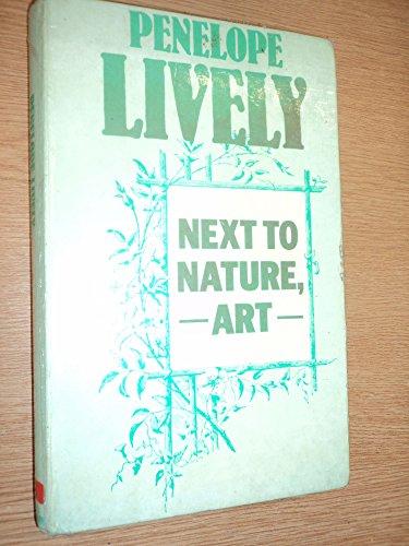 9780434427390: Next to Nature, Art