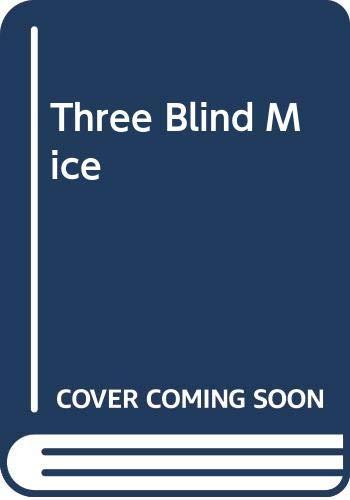 9780434441112: Three Blind Mice