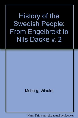 A History of the Swedish People: Moberg, Vilhem