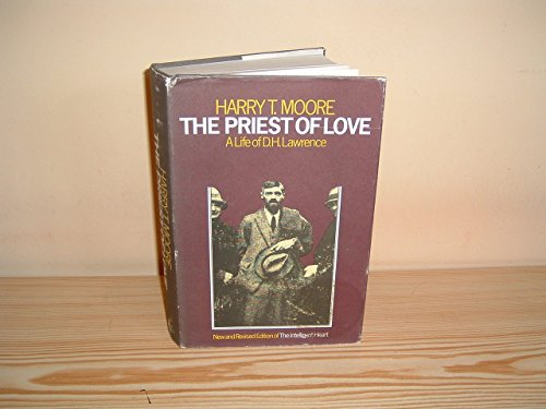 9780434476039: The Priest of Love: A Life of D.H. Lawrence