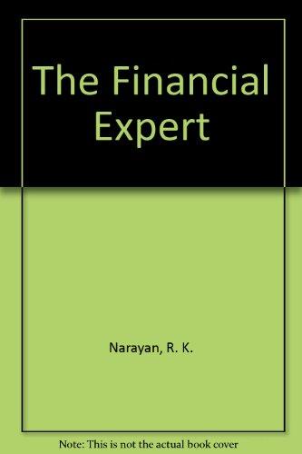 9780434496075: The Financial Expert
