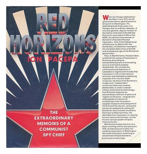 9780434574889: Red Horizons / Ion Mihai Pacepa