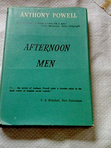 9780434599011: Afternoon Men