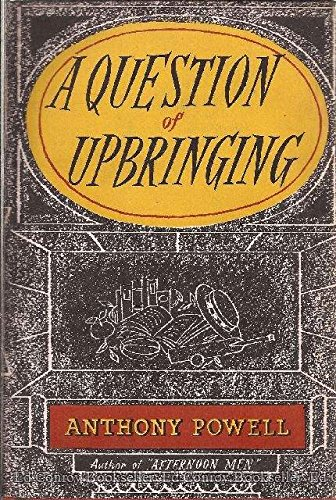 9780434599103: A Question of Upbringing