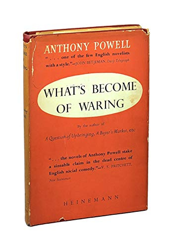 9780434599141: What's Become of Waring