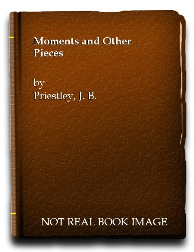 9780434603183: The Moments and other pieces