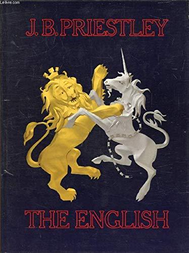 The English: J. B. Priestley