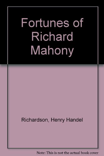 9780434637003: Fortunes of Richard Mahony
