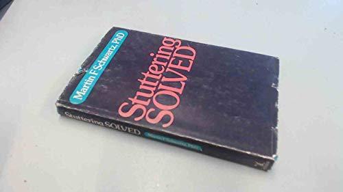 9780434678990: Stuttering Solved