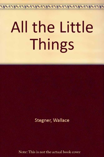 9780434737024: All the Little Things