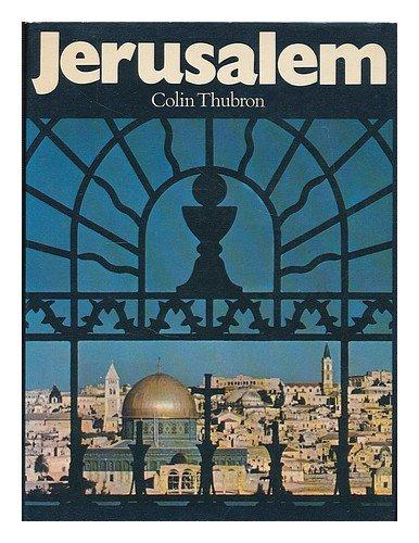 Jerusalem: Thubron, Colin