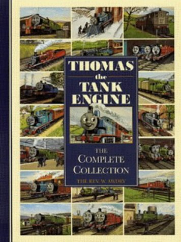 9780434800315: Thomas the Tank Engine. The complete collection