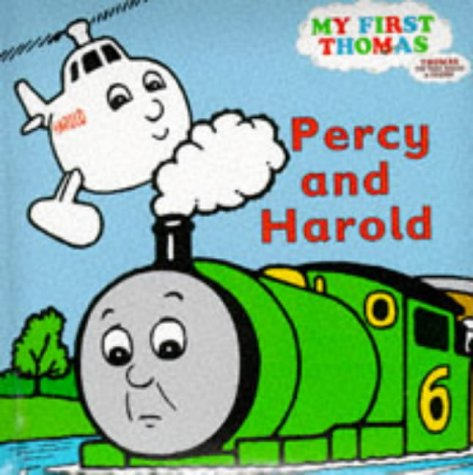 9780434801176: Percy and Harold (My First Thomas)