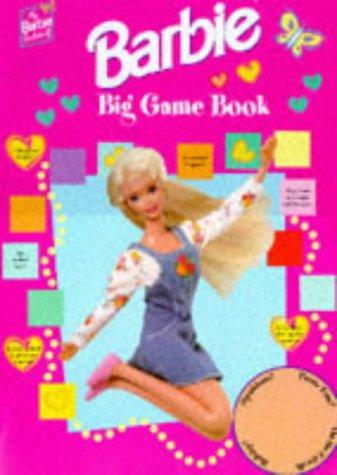 9780434801664 Barbie Big Game Book My Barbie Bookshelf