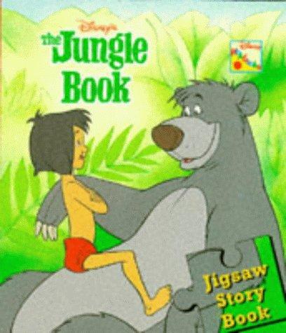 9780434801923: Jungle Book: Pop-out Puzzle Book (Disney Playbooks)