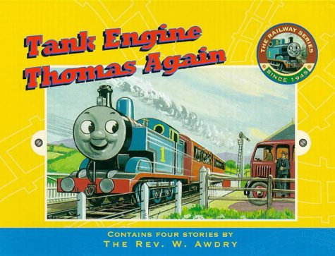9780434803804: Tank Engine Thomas Again (Railway)