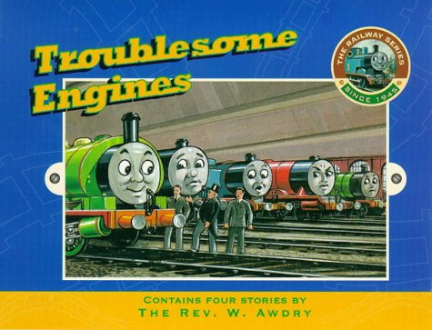 9780434803811: Troublesome Engines (Railway)