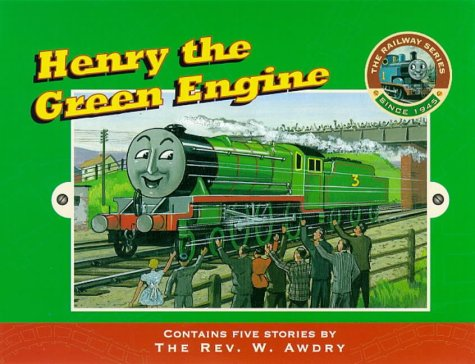 9780434803828: Henry the Green Engine (Railway)