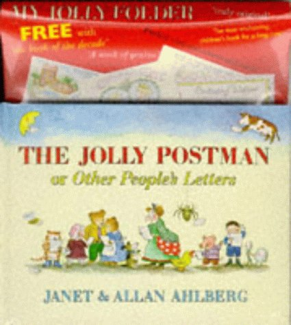 """9780434803941: """"The Jolly Postman: Or, Other People's Letters"""