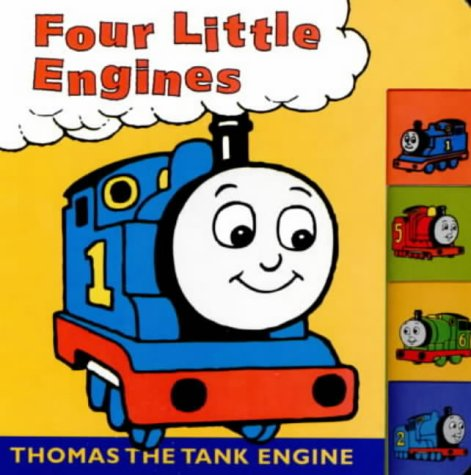 9780434804054: Four Little Engines (My first Thomas)