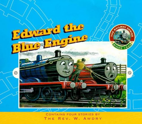 9780434804580: Edward the Blue Engine (Railway)