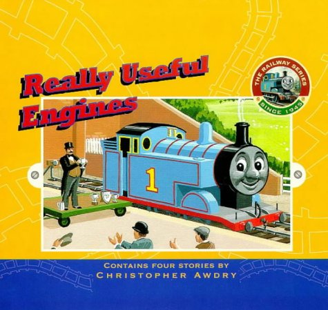 9780434804597: Really Useful Engines (Railway)