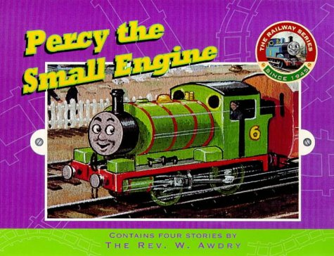 9780434804603: Percy, the Small Engine (Railway)