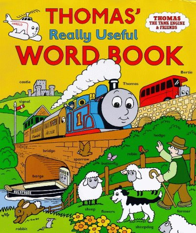 9780434804658: Thomas' Really Useful Word Book