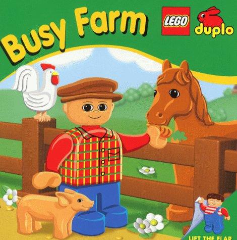 9780434805242: Busy Farm (Lego Duplo)