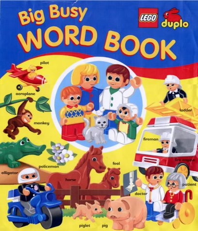 9780434805945: Big Busy Word Book