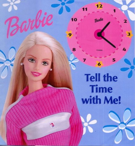 9780434806423: Barbie: Tell the Time with Me!