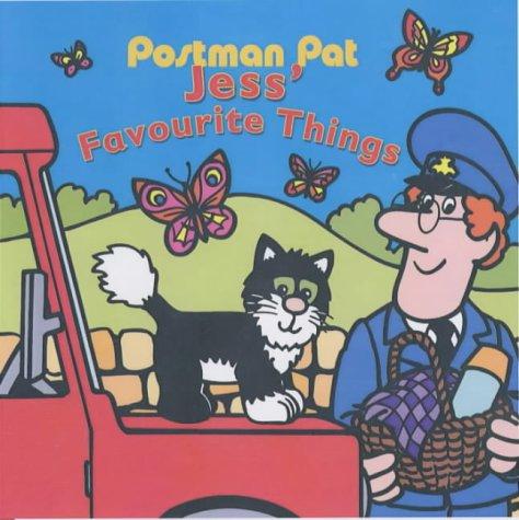 9780434807536: Postman Pat: Jess's Favourite Things
