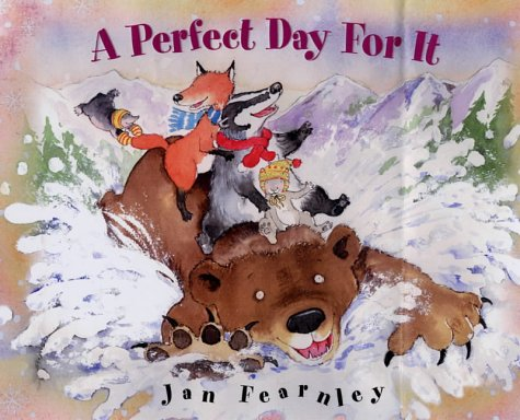 A Perfect Day for it: Fearnley, Jan