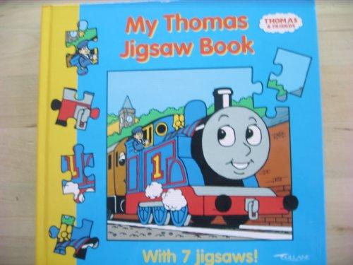 9780434807970: Thomas Jigsaw Book (Thomas & friends)