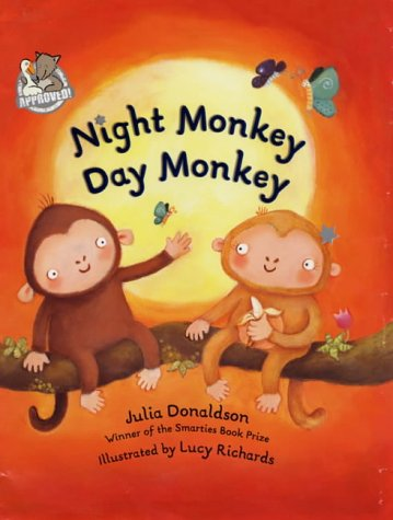 9780434808540: Night Monkey, Day Monkey