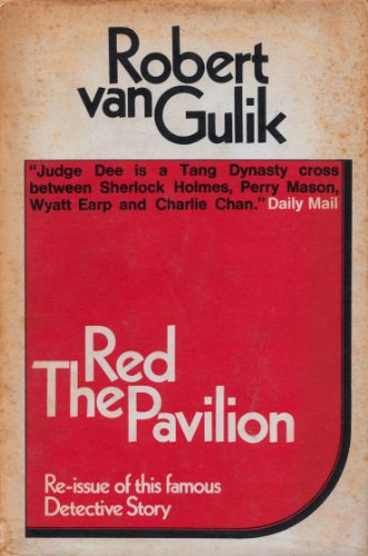 9780434825561: THE RED PAVILION ...