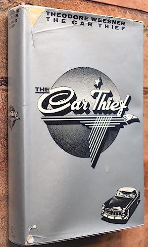 9780434845354: The Car Thief