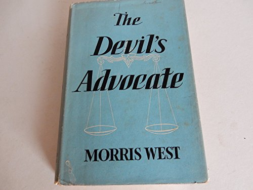 9780434859047: The Devil's Advocate