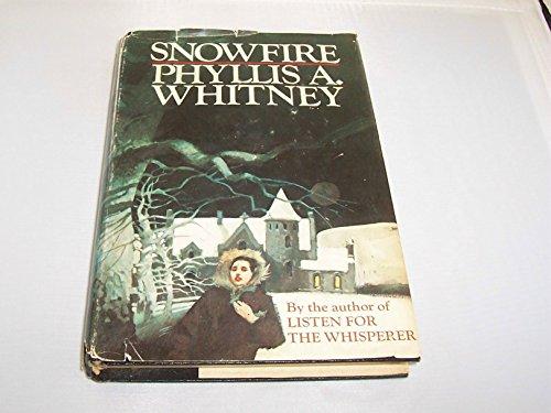 9780434864720: Snowfire
