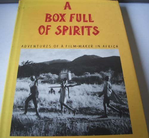 A BOX FULL OF SPIRITS. Adventures of: Woodhead, Leslie.