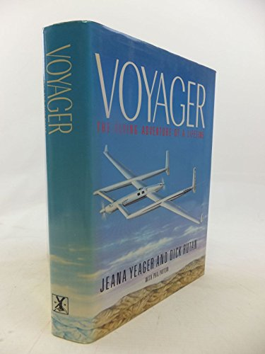 9780434890422: Voyager: The Flying Adventure of a Lifetime