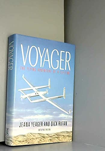 9780434890422: '''VOYAGER'': THE FLYING ADVENTURE OF A LIFETIME'