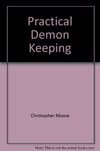 9780434894352: Practical Demon-Keeping - Header