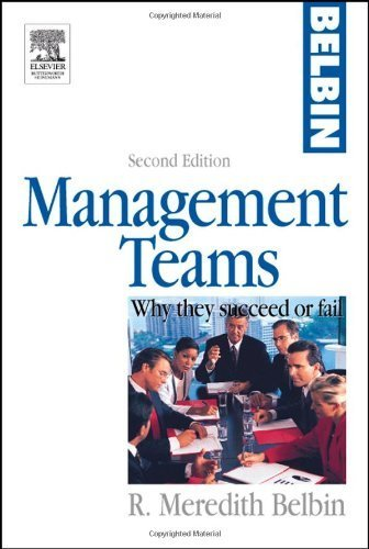 9780434901265: Management Teams - Why They Succeed or Fail