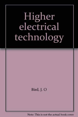 9780434901449: Higher electrical technology