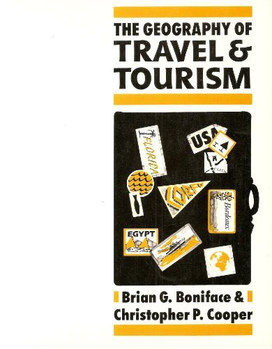 9780434901661: The Geography of Travel and Tourism