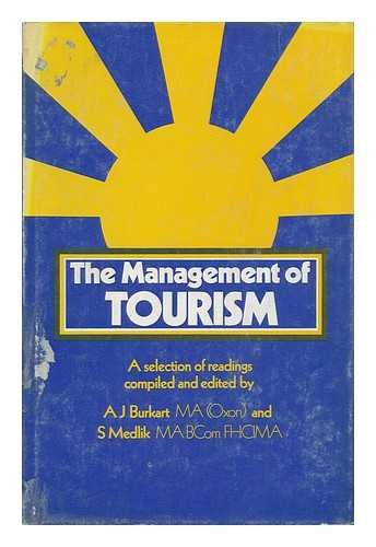 9780434901968: The Management of Tourism