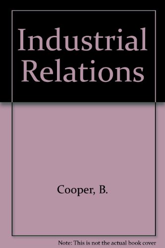 9780434902613: Industrial Relations