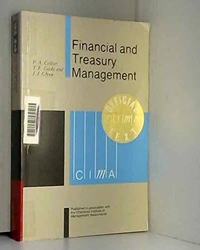 9780434902668: Financial and treasury management