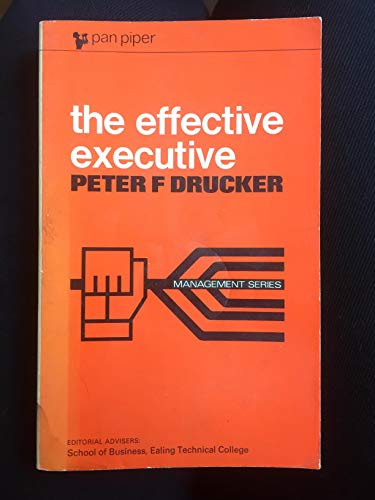 9780434903931: Effective Executive, The